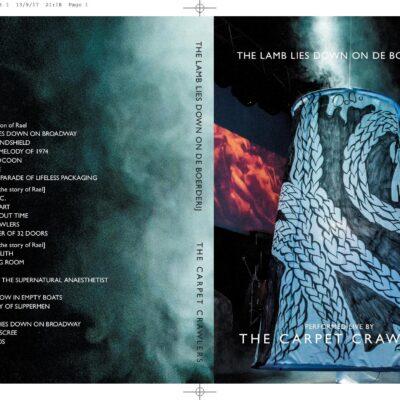 The Lamb Lies down on De Boerderij DVD